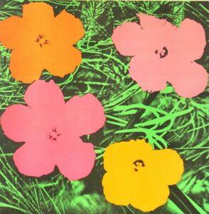 Andy Warhol (AMERICAN, 1928–1987) Flowers 1965